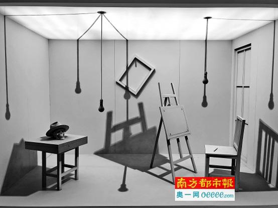 【南方都市报】广州影像三年展:呈现对影像艺术本体的研究